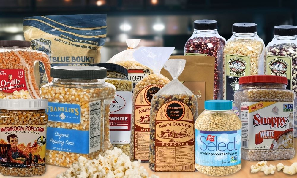 Buyer's Guide Best Popcorn for Air Popper 2021