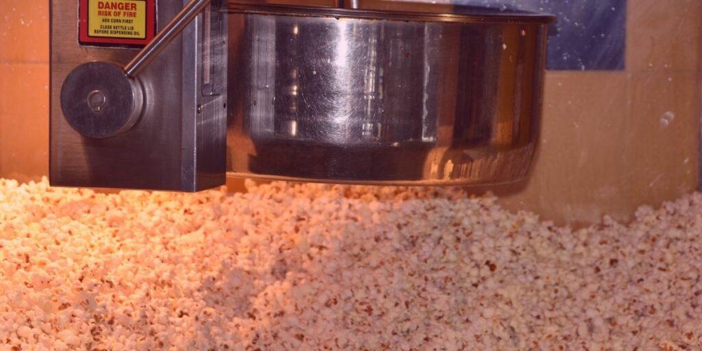 best vintage popcorn machines