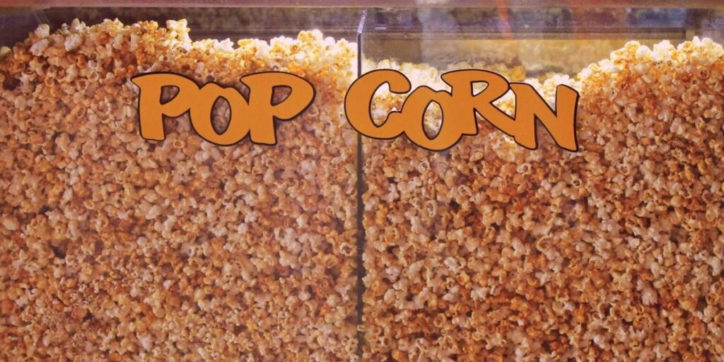 business popcorn machines