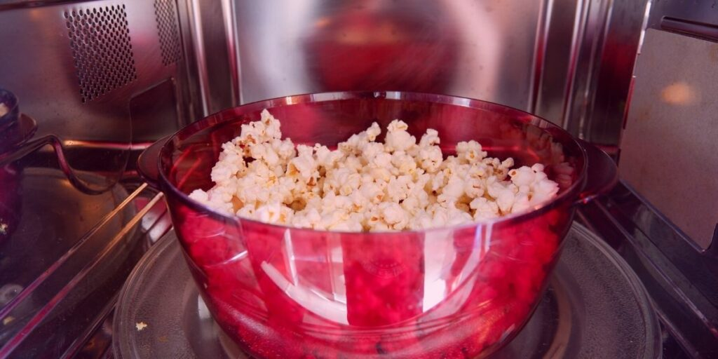 home microwave popcorn