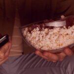 make popcorn at home