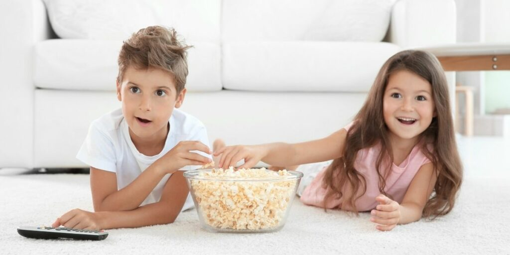 popcorn machine for kids at home