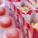 popcorn machine rental for wedding