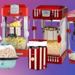 small popcorn machines