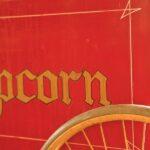 vintage popcorn machines