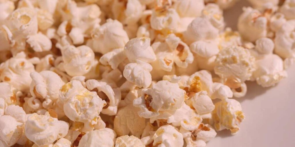 healthy air popped Popcorn