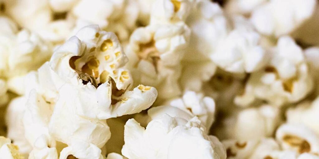 popcorn does not make you fat